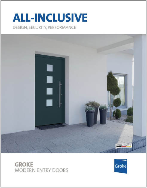Groke Catalog & Modern Entry Door - Entry Door Blog
